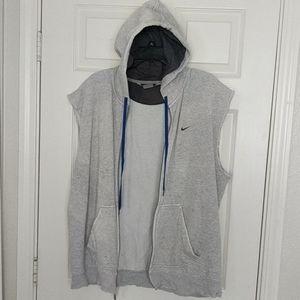 Exclusive custom made Nike boxer like hoodie